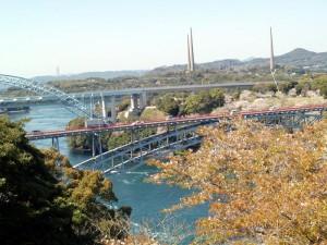 西海橋-長崎県立西海橋公園HPより