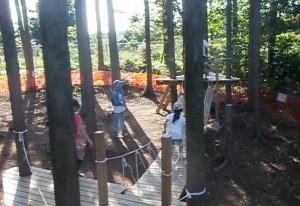 えぼしスポーツの里-冒険広場2