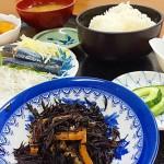 和食-ひじき