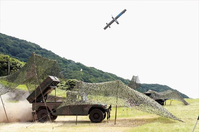 96式多目的誘導弾システム_陸上自衛隊