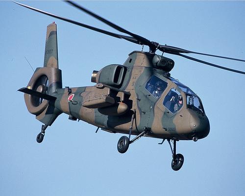 OH-1(観測ヘリコプター、愛称:ニンジャ)