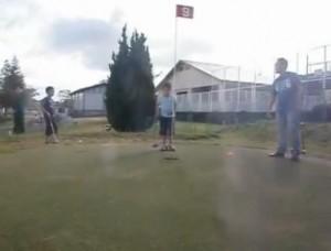 えぼしスポーツの里-パークゴルフ