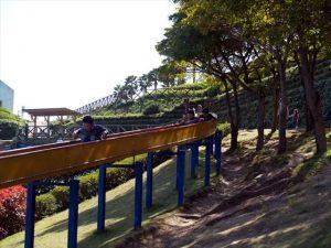 西海橋公園_ローラー滑り台
