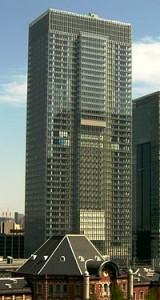 リクルート本社-グラントウキョウサウスタワー