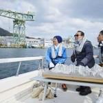 ブラタモリ-長崎-三菱造船-ジャイアント・カンチレバークレーン-NHK