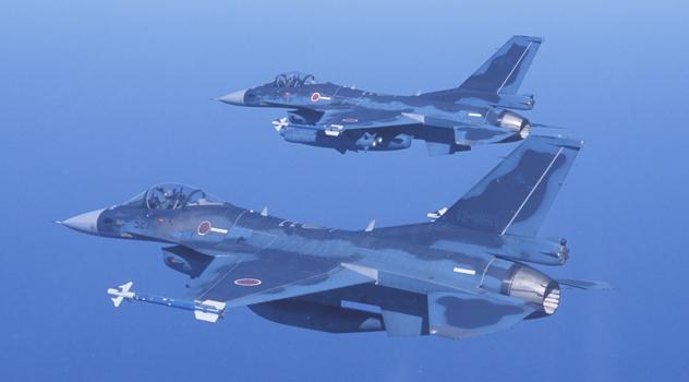 F2戦闘機_航空自衛隊