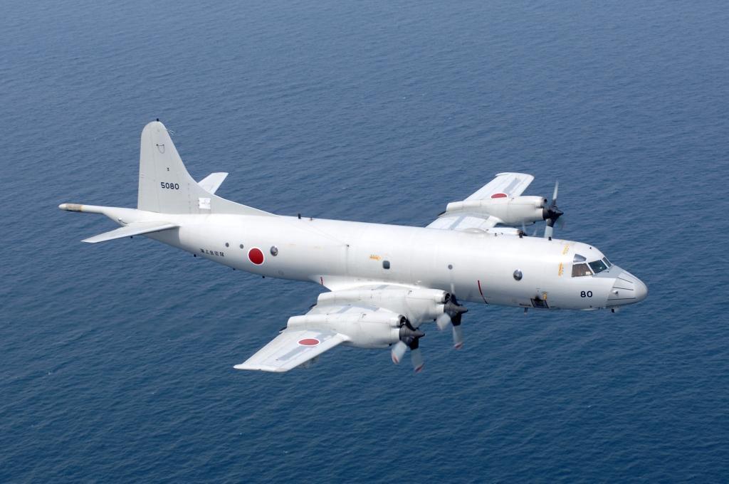 P-3C 固定翼機_海上自衛隊