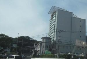 海上自衛隊 佐世保資料館(セイルタワー)