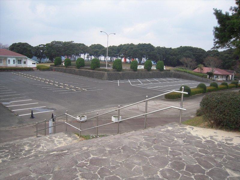 田平公園-駐車場-1