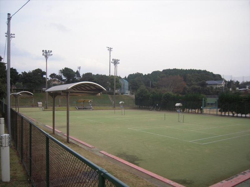 田平公園-テニスコート-1