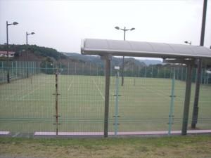 田平公園-テニスコート-2
