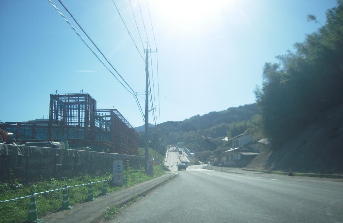 長崎県道40号佐世保吉井松浦線-工事中-01